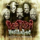 Lordi-Monstereophonic -Digi- (UK IMPORT) CD NEW