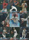 2018 Topps Chrome Update You Pick Base Inserts Parallels Free Shipping