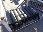 Hydraulic Cylinder Double Acting 5 Bore 2  Rod 185 Stroke PORTS 1 2 NPT
