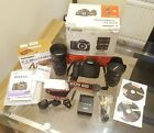 Canon EOS 60D DSLR Camera + Canon 18-135mm & Tamron 70-300mm Lens Boxed