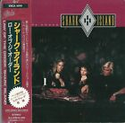 Shark Island - Law of the order CD JAPAN with OBI 1989  RARE  ESCA-5010