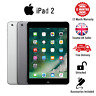 Apple iPad 2 16GB 32GB 64GB WiFi or WiFi + 3G Black or White, FREE Delivery
