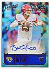 2016 Panini Prestige Football Cards - Print Runs Added for Draft Day Signatures 22