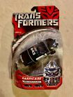Transformers Barricade Decepticon 2006 New In Box