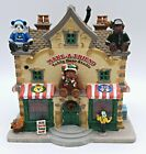 Lemax 2013 Make a Friend Teddy Bear Studio Christmas Village #35592