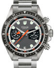 Tudor Heritage Stainless Steel Chronograph 42mm Mens Watch Box/Papers 70330