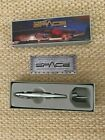 Walt Disney World Epcot Mission Space Collectable Rocket PenWith Base