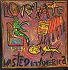 Wasted In America (Promo Single) by Love/Hate (CD, 1992, Columbia)