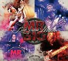 MR. BIG - LIVE FROM MILAN (DELUXE EDITION) - 2CD/BLU-RAY - NEW