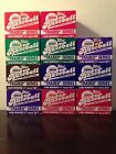 11 Set Lot of 1981 1983 1984 1985 1986 1987 1988 1989 Complete Topps Traded Sets