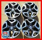 SUBARU XV CROSSTREK 2019 OEM Factory WHEEL SET 18 Rims Charcoal 68857 S