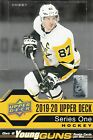 2019-20 Upper Deck Young Guns Rookie Checklist and Gallery 112