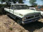 1972 Ford F-100 F Series below $800 dollars