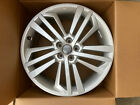 Brand New set of 2019 Audi Factory 20 Silver Alloy Wheels