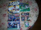 Doug Flutie Fun Pack 99 SLU NFL98 S.I Mag.Flutie Flakes Cereal/Candy Lot of 7!!