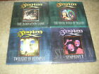 Symphony X: Lot of 4 Special Edition CD's / Divine Wings, Damnation,Olympus +