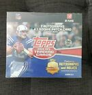 2012 Topps Jumbo HTA Football Factory Sealed HOBBY Box Rare Wilson Rc 2 Autos