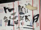 1985 honda xl350 xl350r engine mounts chain guide hardware footpegs straps