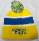 Coldest Night of the Year cap hat beanie