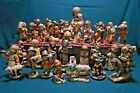 ANRI FERRANDIZ 6 NATIVITY SET INC31Wood Carvings  1 10 Sculpture