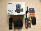 Canon EOS 7D Mark II - Body Only - Excellent Condition