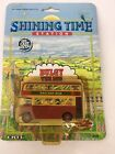 Thomas Train Bulgy the Bus Shining Time Station Die Cast Metal 1993 New