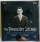 Rittenhouse - Twilight Zone - Rod Sterling Edition Trading Cards