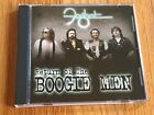 CD Foghat Return Of The Boogie Men 1994 Reunion Rod Price Lonesome Dave Peveret