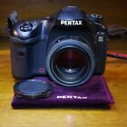 Pentax K20d + SMC FA 50mm 1.4 excellent