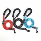 Pet leash rope dog chain reflective comfortable handle for medium and large dogs