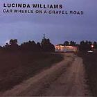 #48- Lucinda Williams : Car Wheels On a Gravel Road CD (2000)  (disc only)