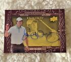 Rory McIlroy Signs Exclusive Memorabilia and Card Deal with Upper Deck 25