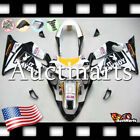 For Honda CBR600F4 Sport 1999-2000 Fairing Bodywork ABS Playboy Black 1o1 PA