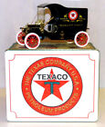GEARBOX TEXACO LARGE SCALE 1/16 DIECAST DELIVERY TRUCK 1913 FORD