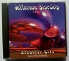 Jefferson Starship 1999 Greatest Hits (Live at the Fillmore) Us Cd Cmc 1999