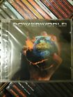 POWERWORLD / Human Parasite   CD 2010 Brand New Sealed
