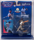 Sammy Sosa 1998 Extended Kenner SLU Starting Lineup w/ Acrylic Display Case