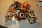 Beanie Baby Tiger Group Stripes-Stripey-Tiger-India-Tiggs