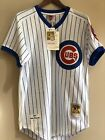 NWT Authentic Andre Dawson Chicago Cubs 1987 Home Mitchell and Ness Jersey Sz 40