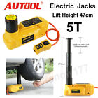 5ton 6ton Car Electric Hydraulic Jacks Floor Electric Impact Wrench Repair Tool