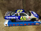 2002 Jimmie Johnson 48 Lowes 1 24 Monte Carlo diecast stock Racing Champions