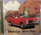 BLU STEEL: RED CAR, NICE DAY... CD HARD ROCK RARE OUT OF PRINT Bonus Cd included