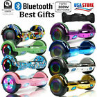 65 Hoverboard Bluetooth Electric Self Balance Scooter With Bag Chrismas Gift