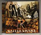 RATTLESHAKE: RATTLESHAKE CD BRAND NEW SLEAZE HARD ROCK OUT OF PRINT