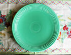 30's Vintage fiesta ware..original green..12 inch charger plate