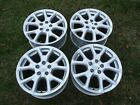 17 Jeep Cherokee Renegade Compass OEM Silver Wheels Rims 9130 2014 2019