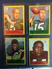 1967 philadelphia football card lot 120 Cards excellent w rookies