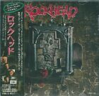 Rockhead - S/T  same  CD  JAPAN OBI 1993 RARE   TOCP-7167