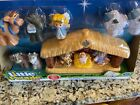 DPX53 Fisher Price Little People Nativity With Animals And Angels