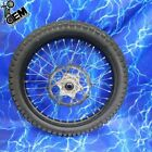KTM Complete Front Wheel Rim OEM Black Stock Assembly 125-530